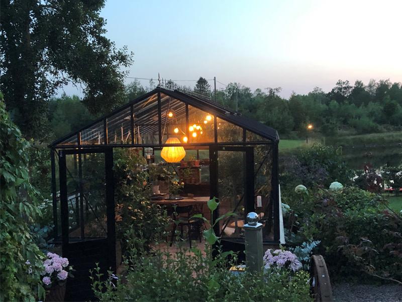 Kasvihuone – huone kaikkiin vuodenaikoihin